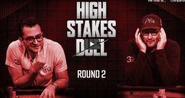 High Stakes Duel, segundo asalto