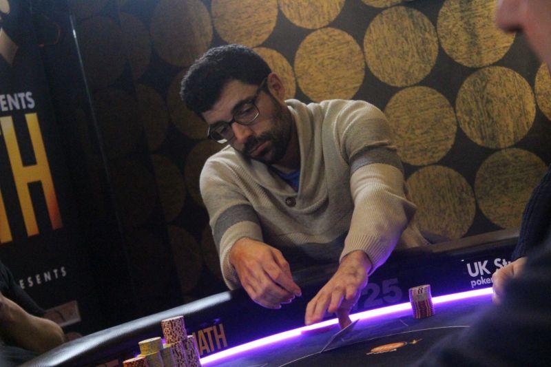 ersevi, a resguardo en el casino (Foto: GUKPT)