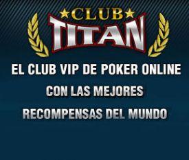 nuevo programa vip titan poker