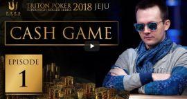Jeju Cash Game Episodio 1
