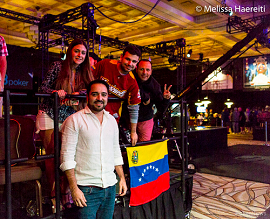El venezolano Joseph Di Rosa [Foto: WSOP]