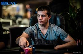 Juanki Vecino en Rozvadov [Foto: PokerNews]