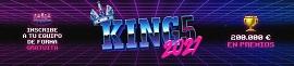 10 equipos españoles avanzan en el King5