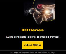Victorias españolas en las KO Series