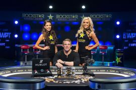Alex Foxen, ganador en el Commerce (Foto :WPT)