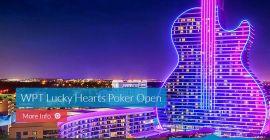 Lucky Hearts Poker Open, vuelve el WPT en vivo