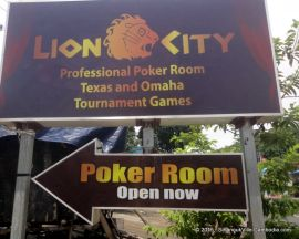 Uno de los casinos con poker en Camboya
