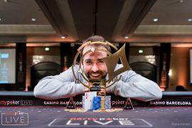 Lefrançois, líder perpetuo del ME(Foto :Pokernews)