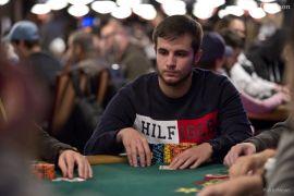 Juanki lleva buen ritmo en el ME (Pokernews)