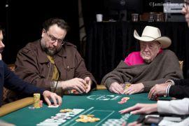 Los Brunson, en su último torneo juntos (WSOP)
