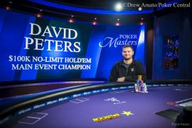 En cuestión de doblete, mejor el de Ali. Pokernews