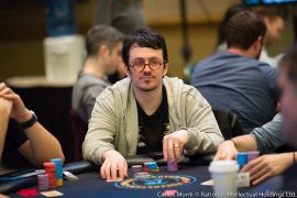 Ike Haxton (Foto: Pokernews)