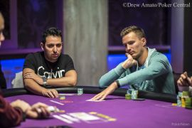 Sergio y Sontheimer (Foto :Poker Central)