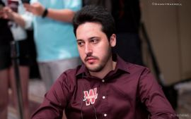 Adrián debuta en el Big One (WSOP)