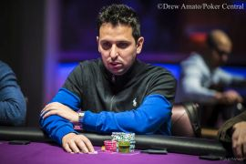Sergio Aido (Foto: Poker Central)