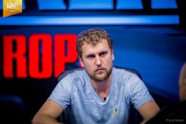 Se le ha puesto bastante bien a Riess. Pokernews