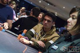 Carsandi, 3º o así, a saber (Foto: Pokernews)