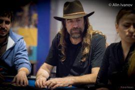 Chris Ferguson en las WSOPE (Foto :Pokernews)