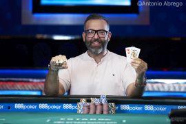 Santiago Soriano regresa a Las Vegas. Pokernews