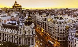 Vista de Madrid [Foto: Flickr]
