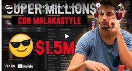 GGSF Super Million$, con Malaka