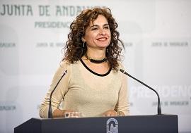 La ministra de Hacienda, Mª J. Montero [Wikipedia]