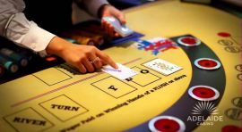 Ideas que no cuajaron. Adelaide Casino