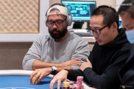 Un torneo sin sobresaltos para vonguch (Pokernews)
