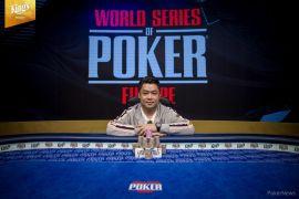Ivan Leow salvó el orgullo asiático. Pokernews