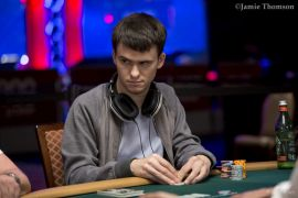 Cara de cracked AA (Foto: Pokernews)