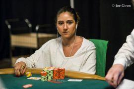 Buen resultado para Ana (Pokernews)