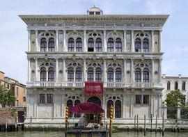 Fachada del Casino Ca' Vendramin