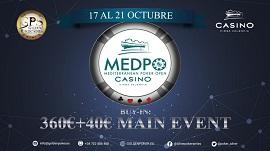 Casino Cirsa Valencia organiza el MEDPO