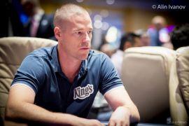 Antonius, en pleno One Drop (Foto: Pokernews)