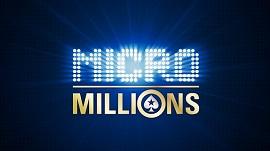 Final de las MicroMillions de PokerStars .frespt