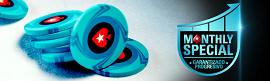 El Monthly Special de PokerStars.es