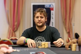 Nicolás Fierro [Foto: PokerNews]