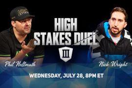 Phil Hellmuth vs. Nick ¿quién?