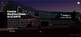 La nueva web del Casino Mediterráneo