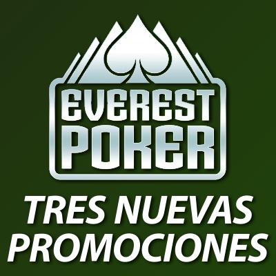 promociones everest poker