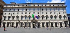 El Palazzo Chigi, sede del Gobierno [Gioconews]
