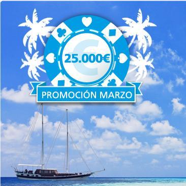 Promo Marzo paradise