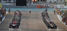 Despejen la pista, que vienen (Foto: FormulaF1)