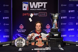 Patrick Serda, ganador del WPT Montreal [WPT]