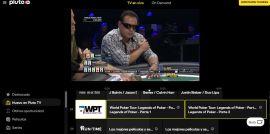 El WPT en Pluto TV