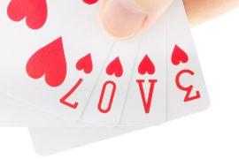 No te enamores. Avisado quedas (Poker Divas)