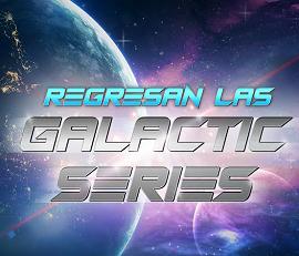 Avanzan las Galactic Series