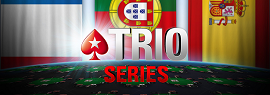 La mano final del Main Event de la TRIO Series