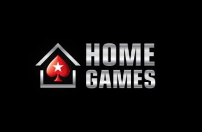logo pokerstars home games
