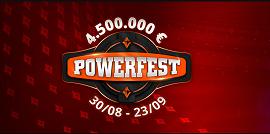 El Powerfest sigue teniendo overlays